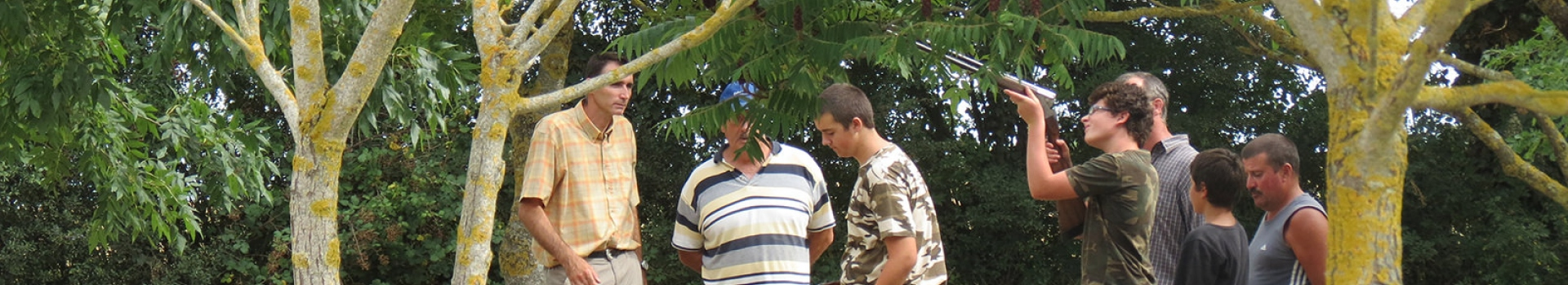 Formation chasse accompagnée
